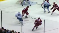 Kessel goes five-hole on Smith for PPG