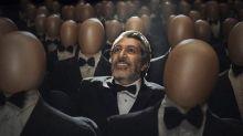"""""""Incroyable mais vrai"""": première image d'Alain Chabat dans le nouveau film de Quentin Dupieux"""