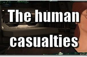 EVE Evolved: The human casualties
