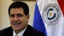 Paraguay president says will not run in 2018 election