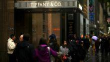 Verkauf von Juwelier Tiffany steht auf der Kippe