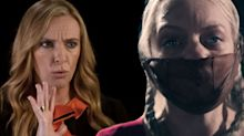 Hereditary's Toni Collette 'couldn't watch' The Handmaid's Tale season 2 because it was too violent (exclusive)