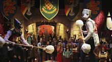 How to Dine at Medieval Times