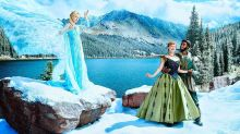 How 'Frozen' has changed from screen to stage, including Elsa's brand-new power ballad