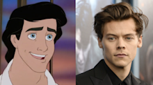 'The Little Mermaid' Remake Officially Has Human Cast Members...And Harry Styles May Be Prince Eric
