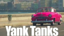 "How Cuba's ""Yank Tanks"" Keep Rolling"