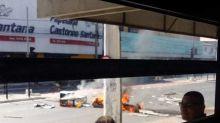 Criminosos armados interditam avenida Leitão da Silva, no Espírito Santo