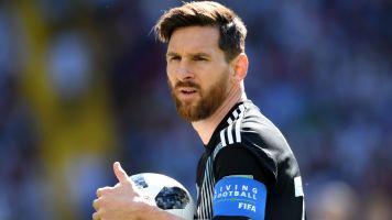 World Cup 2018 LIVE: Argentina v Croatia