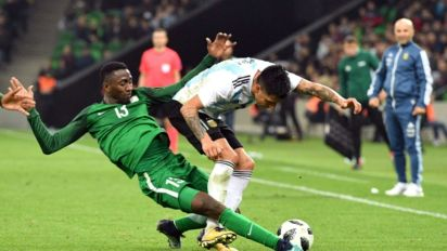Nigeria to face former CHAN champions Libya