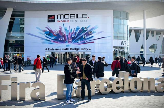 Here's what you missed at MWC 2018