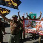 Iraqi forces seize oil city Kirkuk from Kurds in bold advance