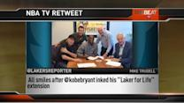 The Beat: Kobe Signs Extension