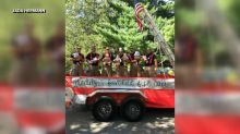 Minnesota fire department experiences baby boom: 7 babies born in 5 months