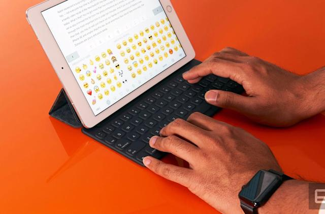 Apple offers free Smart Keyboard repairs for up to three years
