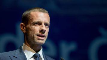 UEFA-Chef Ceferin erteilt Infantino-Plänen klare Absage