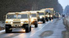 Flughafen Tegel: US-Armee schickt 1500 Soldaten via Berlin nach Polen