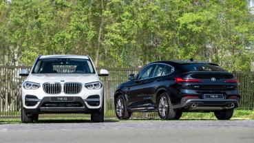 BMW X3、X4白金領航版 245 萬起 升級 harman/kardon 音響等多項配備