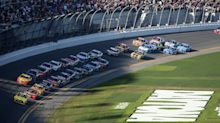Here are the stage lengths for every Cup Series race in 2017