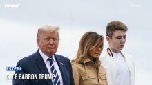 Chi è Barron Trump