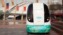 Driverless cars finally coming to the UK in new trial