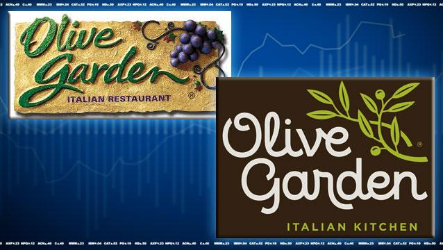 Olive garden 39 s new logo leaves investors with a bad taste in their mouth What time does the olive garden close