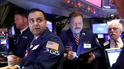 Stocks hits record on trade hopes