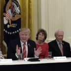 Trump group's aggressive health care moves irritate GOP