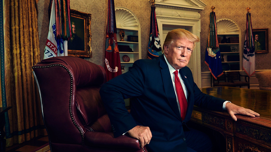 Inside President Trump's reelection strategy