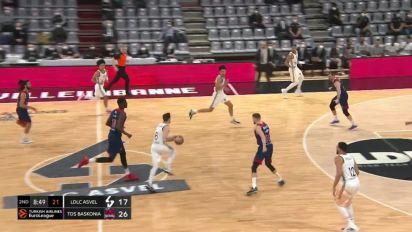 Basket - Euroligue : Les temps forts d'ASVEL-Vitoria