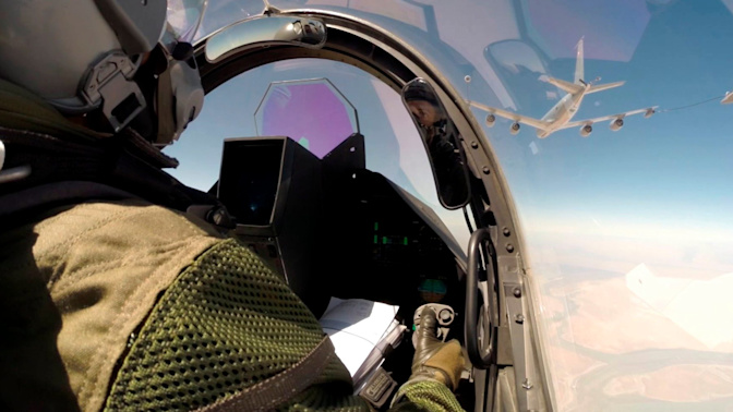 Babcock hopes to land further deals to train European fighter pilots
