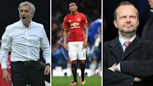 Gossip: Mourinho 'begs' Woodward to sell Martial, 'Madrid moves' for key Chelsea duo