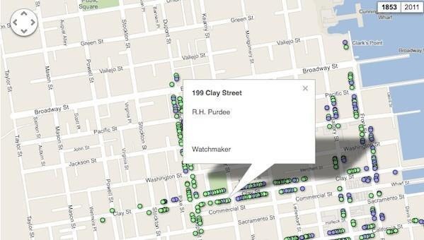 Pastmapper looks to take Google Maps back in time