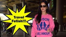 THIS Is Katrina Kaif's Favourite Travel Wear, Hands Down! She Has Worn It Over 10 Times!