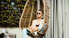 Save £150 off this super comfy hanging chair