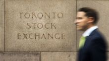 TSX futures fall on dip in oil prices