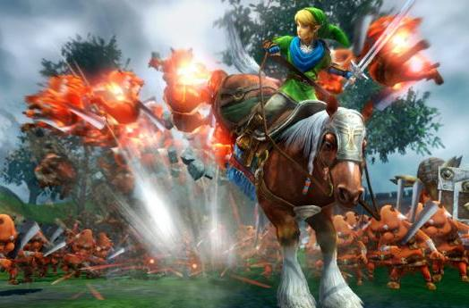 Epona is the weaponized horse you always wanted in Hyrule Warriors