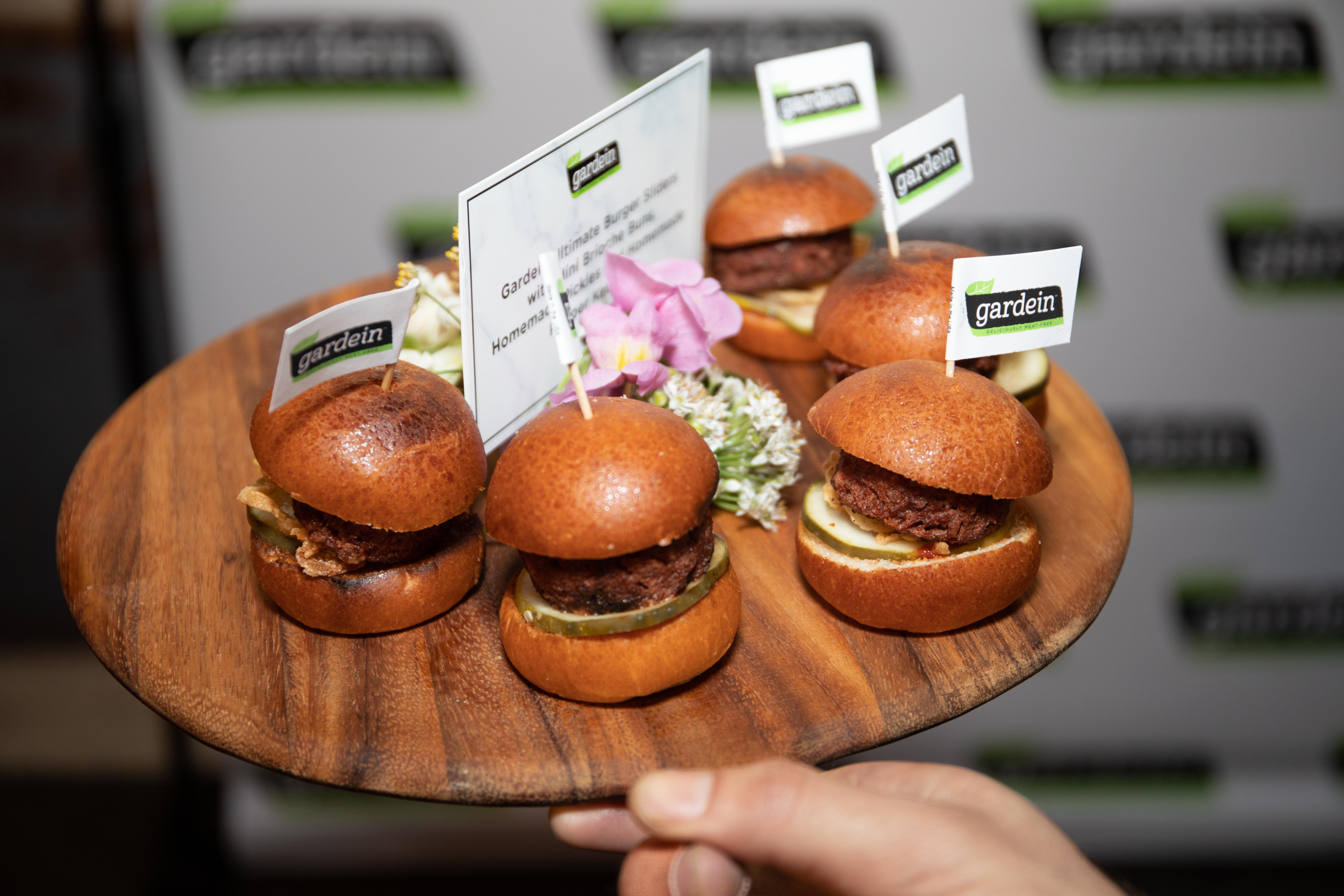 Beyond Meat and Impossible Foods have a new foe in the plant-based burger wars: the Ultimate Burger