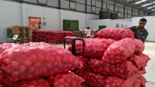India bans onion exports as prices treble in a month