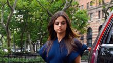 Selena Gomez makes 6 outfit changes in one day