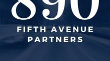 890 5th Avenue Partners, Inc. Receives Notification of Deficiency from Nasdaq Related to Delayed Filing of Quarterly Report on Form 10-Q