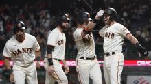 D-backs lose 21st straight road game, blow 7-run lead at SF