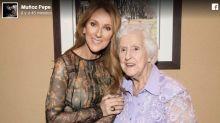 Thérèse Dion, la mère de Céline Dion, est morte à 92 ans
