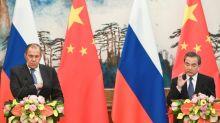 Russia, China to stop bid to 'sabotage' Iran deal: Lavrov