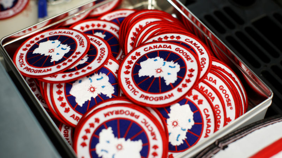 Canada Goose delays first China store opening