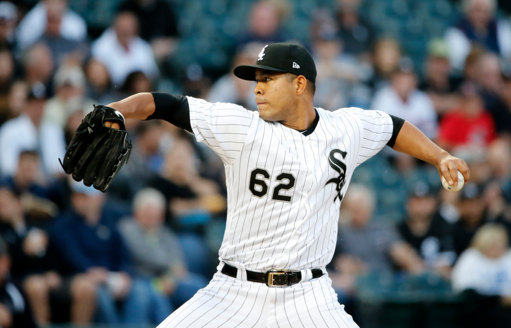 How can we explain Jose Quintana's surprising slump?