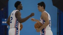 Joel Embiid officially endorses Dario Saric for Rookie of the Year