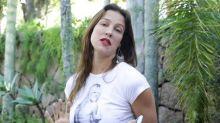 Luana Piovani se irrita com pergunta de fã sobre caso extraconjugal: 'Acorda, filha!'