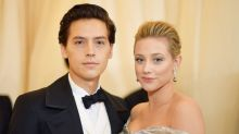 Cole Sprouse Shares Gorgeous Topless Photo of Lili Reinhart on Her Birthday
