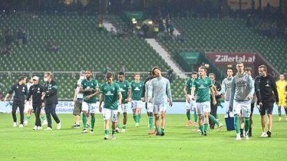 Stotter-Start: Kader-Unsicherheit lähmt Werder