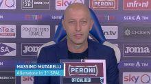 """Mutarelli: """"La SPAL subisce troppo? Il nostro è un percorso"""""""